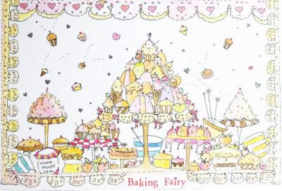 Baking Fairy.