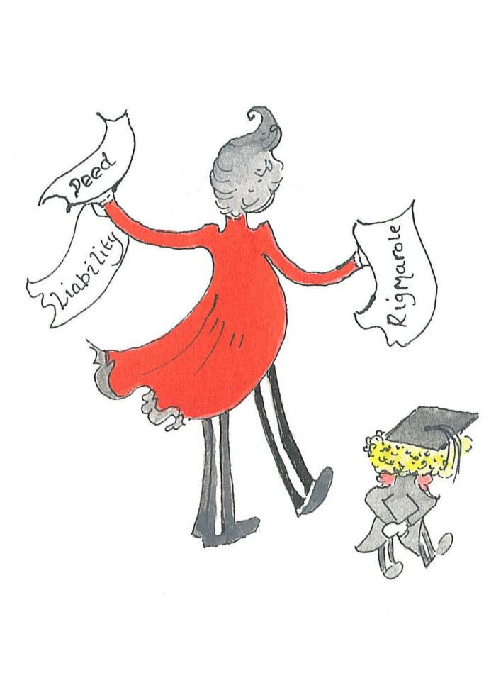 Flap & Pannick illustration.