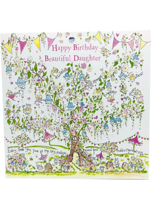 Birthday General - Happy Birthday Beautiful Daughter.