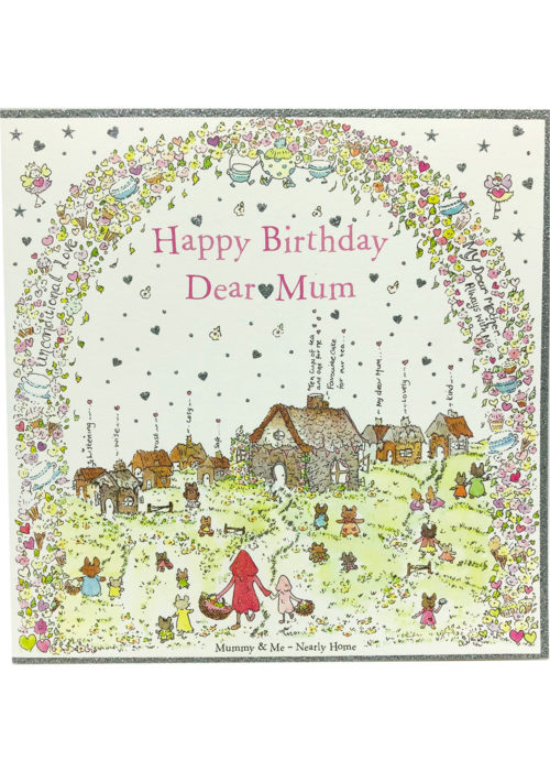"Birthday - Mother - ""Dear Mum."""