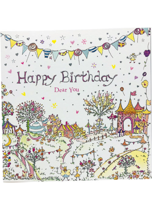 """Birthday General - Happy Birthday - """"Dear You."""""""