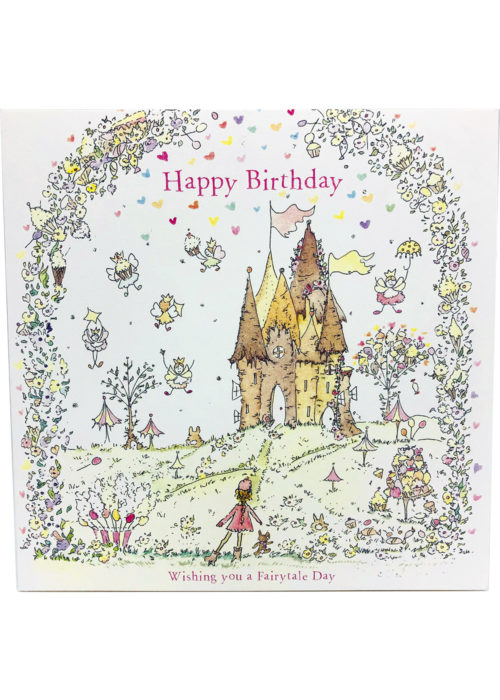 "Birthday General - ""Fairytale Birthday."""