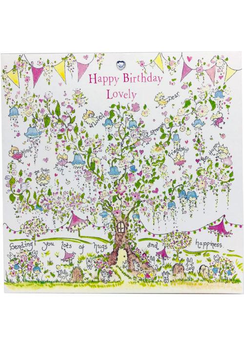 Birthday General - Happy Birthday Lovely.