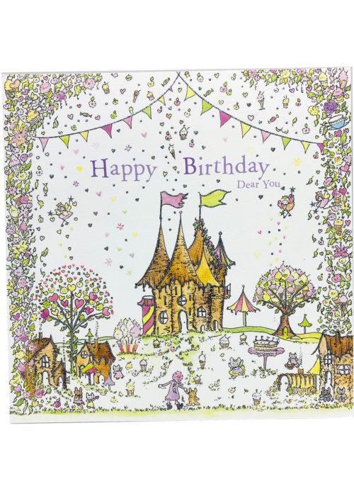 """Birthday General - Happy Birthday - """"Dear You""""."""