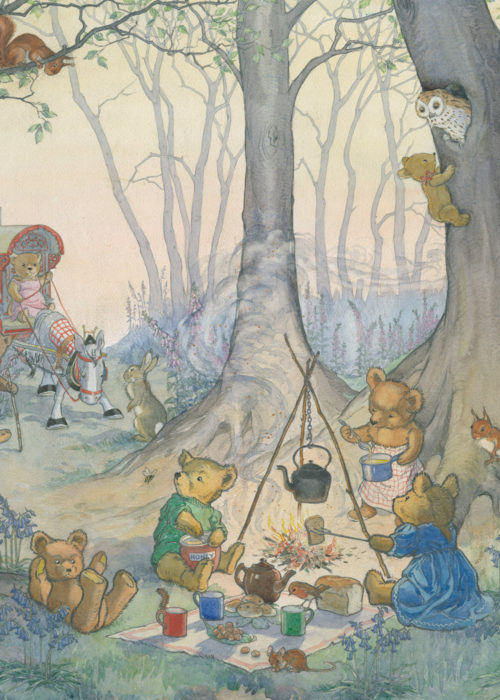 Molly Brett - Teddy Bear Camp.