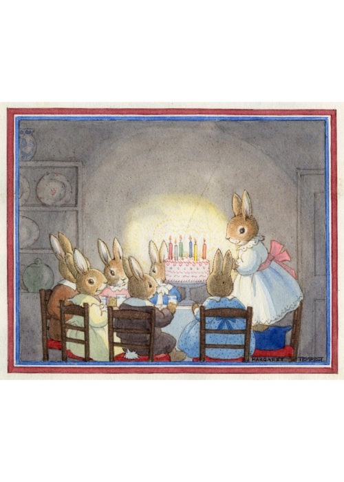 Margaret Tempest - The Birthday Party.