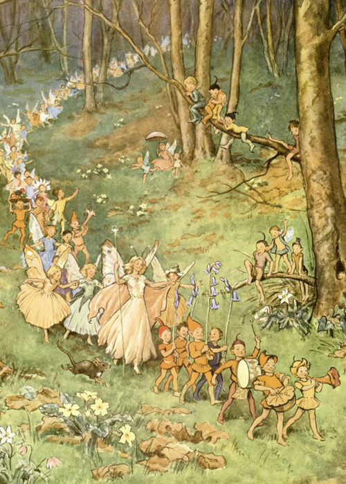 Margaret Tarrant - The Fairy Way.