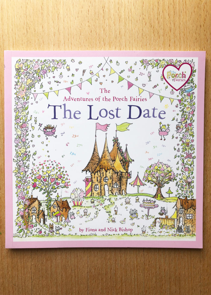 Porch Fairies Book - The Lost Date.