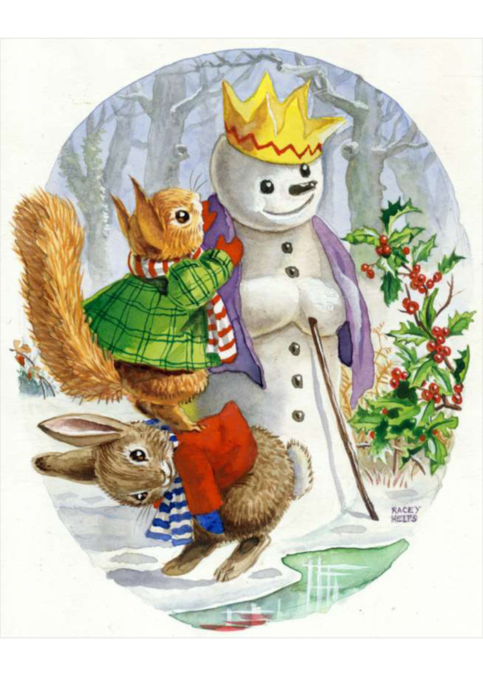 Racey Helps - The Snow Prince.
