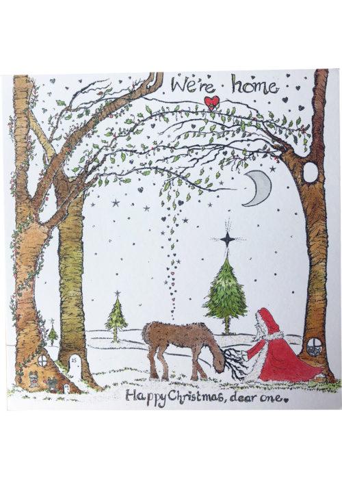 """Christmas - """"We're Home."""""""