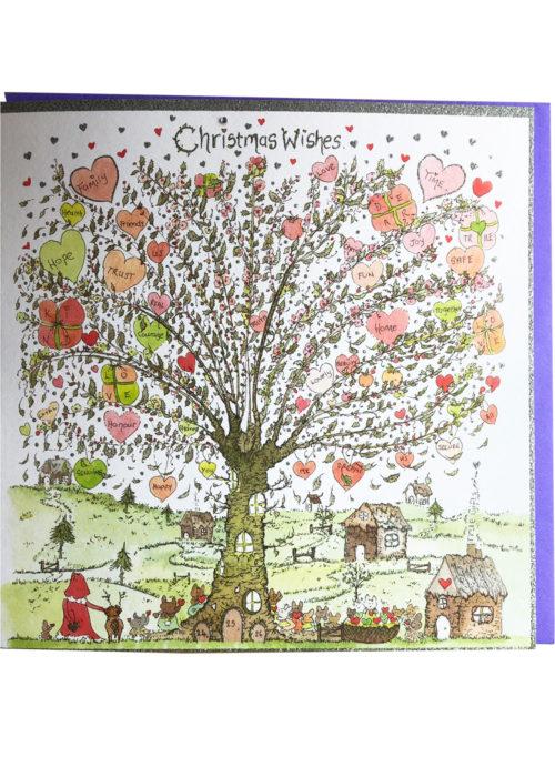 """Christmas - """"Christmas Wishes""""."""