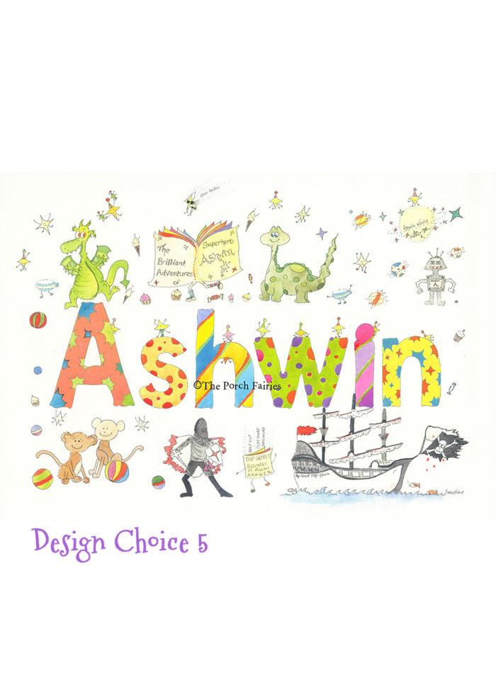 Design Choice 5.