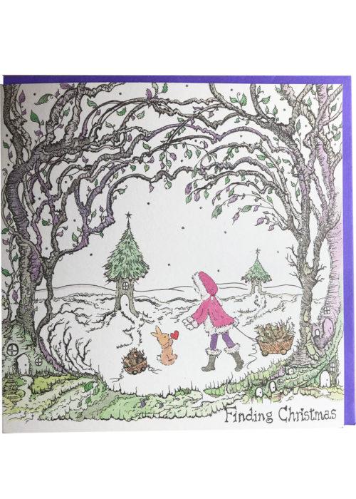 """Christmas - """"Finding Christmas""""."""