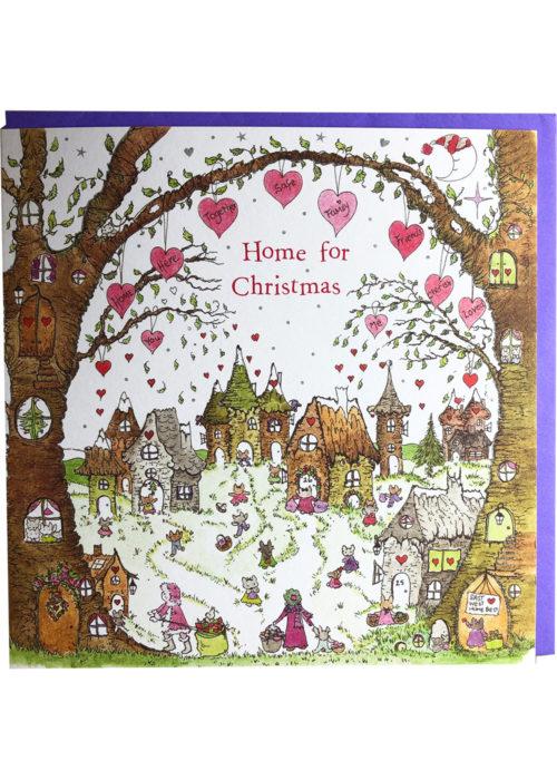 """Christmas - """"Home for Christmas""""."""