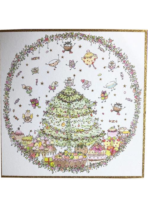 "Christmas - ""Inside A Bauble""."