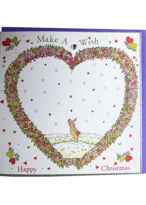 """Christmas - """"Make A Wish""""."""