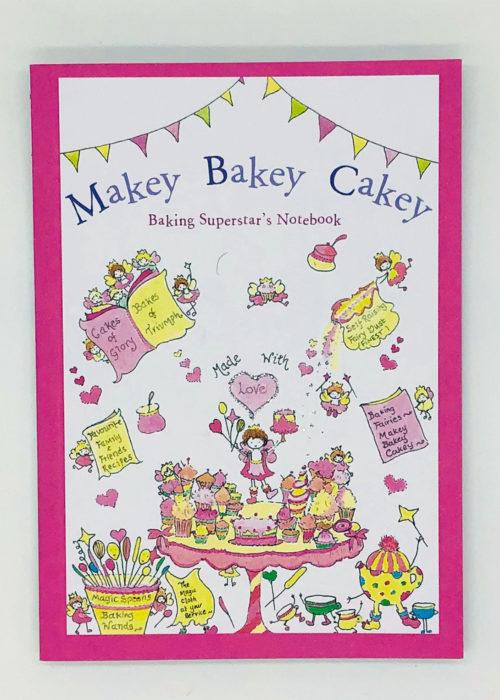 Makey Bakey Notebook.