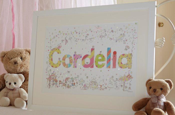 Cordelia - see design choice 2