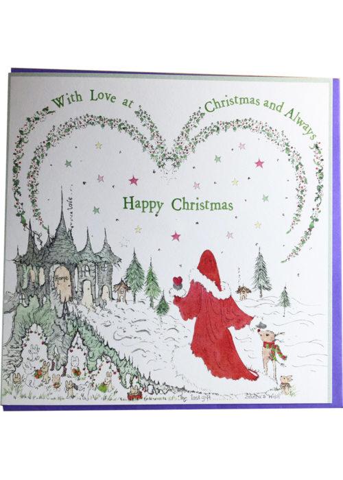 "Christmas - ""Santa's Wish - The Last Gift."""