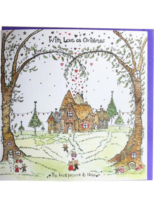 """Christmas - """"With Love At Christmas."""""""
